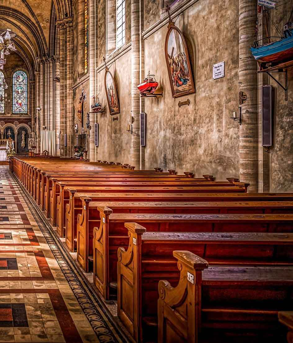 Types Of Church Heating Installations